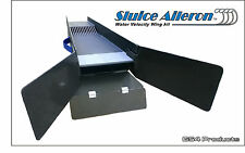 Sluice Aileron Kit - velocity wing kit for Bazooka Gold Trap