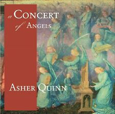 Asher Quinn (Asha) - Concert of Angels -  CD