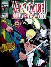 Vendicatori della Costa Ovest - Marvel Extra n°17 1995  ed. Marvel [G.229]