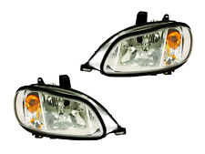 Freightliner M2 Class Truck 100 106 112 Model 02 - 13 Head Light With Bulb Pair