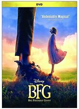 The BFG Big Friendly Giant (DVD 2016) NEW* Family, Fantasy* NOW SHIPPING !