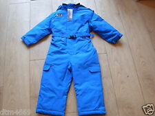 GLACIER POINT - LITTLE BOYS SNOW / SKI SUITS - AGE 2-3 YEARS - BLUE - BNWT