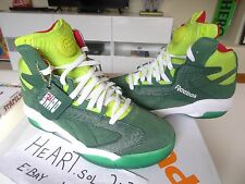 NEW Reebok PUMP SHAQ ATTAQ Christmas Grinch V61428 SZ 8.5 Question FURY V