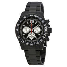 Invicta Signature II Black PVD Stainless Steel Mens Watch 7413