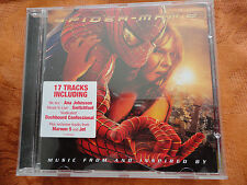 Spiderman 2. Music from and inspired by.