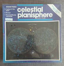 Celestial Planisphere Glow in The Dark Jigsaw Puzzle 1000 pieces - New Sealed