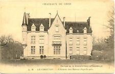 LE CHAUTAY château de réaux édition de la chocolaterie d'aiguebelle