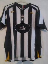 Juventus 2004-2005 Home Special Edition Nike Sponsor Home Football Shirt /40918