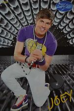 JOEY HEINDLE - A3 Poster (ca. 42 x 28 cm) - DSDS Clippings Fan Sammlung NEU