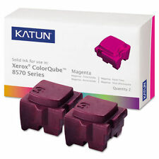 2 KUTUN MAGENTA SOLID INK STICKS for XEROX COLOR QUBE 8570 108R00932