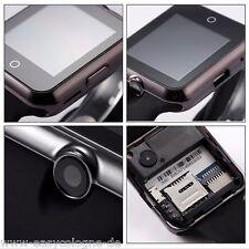 SeaKingAlpha No.1 D3 SmartWatch Montre pour Android Noir/noir Menu de dt