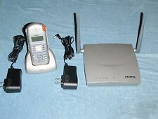Norstar T7406E Cordless Telephone w/Base Station (complete, refurb, new battery)