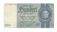 Germany - 1924, 100 Mark