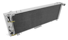 1991 92 93 94 95 96 97-2001 Jeep Cherokee Champion 2 Row Core Aluminum Radiator