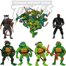 Teenage Mutant Ninja Turtles Action Figure Classic Collection Toys Set Best Gift