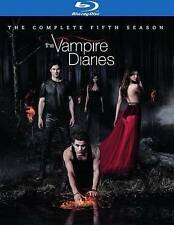 The Vampire Diaries: The Complete Fifth Season (Blu-ray Disc, 2015, 4-Disc Set)