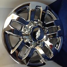 "Chevy Silverado 2500 3500 SRW 18"" Alloy Wheels Rim 2011-2016 (x1) NEW TAKE OFFS"
