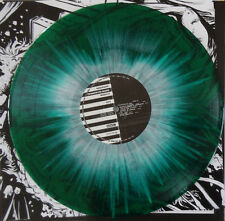 NAPALM DEATH -Grind Madness At The BBC The Earache Peel Sessions Green White LP