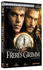 LES FRERES GRIMM DVD (BROTHERS GRIMM ) - REGION 2 - UK AND EUROPE - BRAND NEW