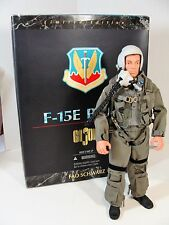 "GI JOE FAO SCHWARZ F-15E PILOT 12"" ACTION FIGURE"