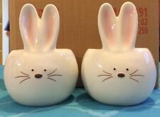 Gund Easter Spring Accents Bunny Rabbit Planter - Set of 2