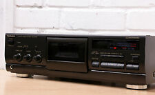 TECHNICS rs-bx501 HI-FI STEREO CASSETTE DECK B/C HX PRO Japan in scatola 99p NR
