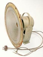 "vintage GULBRANSEN MODEL WG24  RADIO: Tested / Working 11"" FIELD COIL SPEAKER"