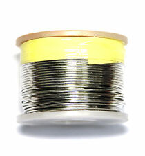 1 Roll Single Strand Copper Wire Tin plated SWG19 φ1.0mm 1.0mm W=250g Jump Wire