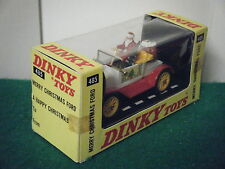 "Dinky No: 475 ""Merry Christmas Ford Model T"" - (SHOP STOCK)"