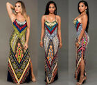 Bodycon Sexy Womens Dress Summer Long Boho Maxi Evening Party Beach Dresses LOT