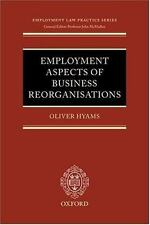 Employment Aspects of Business Reorganisations (Employment Law Practice Series)