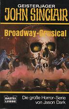 John sinclair-Livre de poche nº 68-Broadway-grusical-Jason Dark