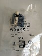 Tyco Open Cabling Systems Modular Jack Duel CAT5e RJ45 P/N557280-1  557280-1