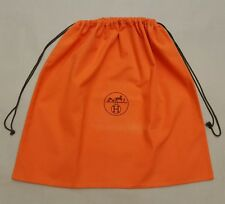 1000% Authentic HERMES Orange Large Dust Bag 61 x 54cm For Birkin Kelly Bag
