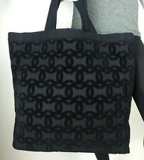 CHANEL BEACH BAG AND TOWEL. LOGO FABRIC. BRAND NEW!!