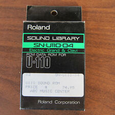 Roland U-110 SN-U110-04 Electric Grand & Clavi Sound Card