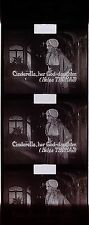 'Cinderella' 9.5mm B&W Silent Cine Film on 2 Reels