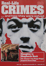 Real-Life Crimes Issue 30 - Slaughter in Shepherds Bush, Harry Roberts