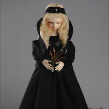 "Dollmore 17"" 1/4 BJD doll clothes outfits  MSD - Mowaa Dress Set (Black)"