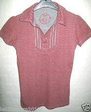 Tee-shirt/ Polo découpe arrondi avec fronces  RICA LEWIS  Taille 34/36