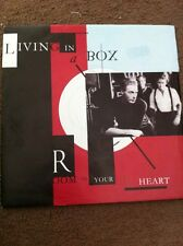 """7"""" Vinyl Single Room In Your Heart Living In A Box"""