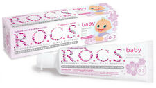 Toothpaste R.O.C.S. baby mild care with lime-blossom 017