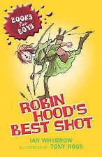 Robin Hood's Best Shot (Books For Boys),GOOD Book