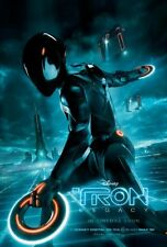 Tron Legacy Movie Poster #A02 11inx17in mini poster