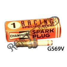 Champion Platinum Carrera superficie de la gestión Spark Plug-g569v - 10 X 19 Mm