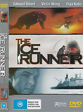 The Ice Runner (DVD, 1992)  BRAND NEW & SEALED ... R ALL
