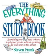 The Everything Study Book ------------  NEW MINT BOOK