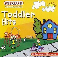 Kidzup Sing-Along Series: Toddler Hits: 20 Fun Time Toddler Songs by