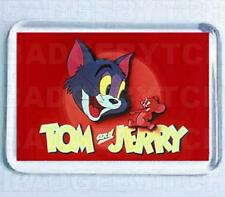 TOM and JERRY  FRIDGE MAGNET -  Retro Cool!  Style 'A'