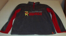 "winnie the pooh plush fleece pull over ""Where's my honey"" womens s (4 to 6) nwt"